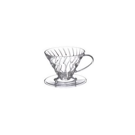 HARIO Coffee Dripper V60 size-01 ceramic brn VDC01CBR