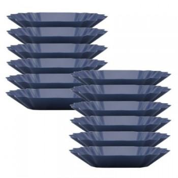 Rhino Coffee Gear Cupping Tray Oval 12pcs blue