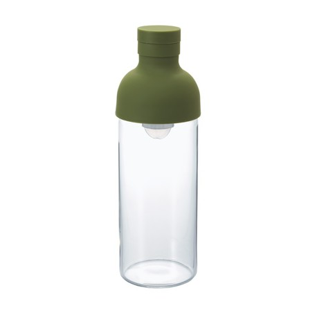 HARIO Tea Filter-in-Bottle Wine Style 300ml olv FIB30OG