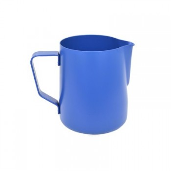 Rhinowares Milk Jug 600ml blue RHBLU20OZ