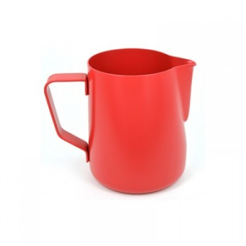 Rhino Coffee Gear Milk Jug 360ml red RHRED12OZ